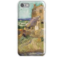 Vincent Van Gogh -  Old Mill, 1888 iPhone Case/Skin