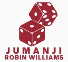Jumanji Robin Williams by 2E1K
