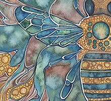 Honey Bee by Tamara Phillips