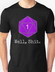 Critical Fail Roll - Custom Basic Unisex T-Shirt