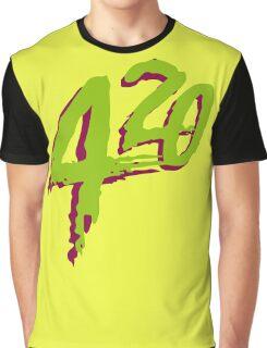 420 Graphic T-Shirt