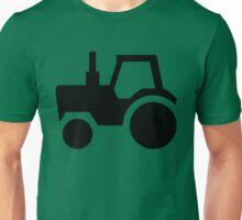Farm Tractor Icon Unisex T-Shirt