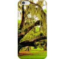 Plantation Oak iPhone Case/Skin