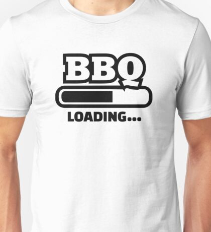 BBQ loading bar Unisex T-Shirt
