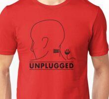 Unplugged Unisex T-Shirt