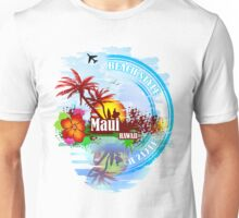 Maui Hawaii Unisex T-Shirt