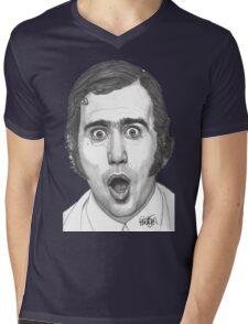 Andy Kaufman Mens V-Neck T-Shirt