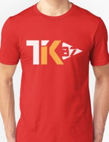 Touchdown King 87 Red Unisex T-Shirt