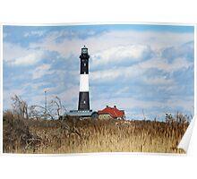 Fire Island Lighthouse #2 Poster
