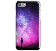 Nebula Night Sky iPhone Case/Skin