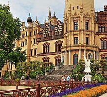 Schwerin Palace - Mecklenburg-Vorpommern, Germany by Holger Mader