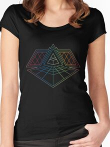 Alive 2007 Women's Fitted Scoop T-Shirt