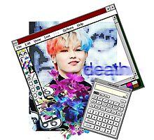 Ukwon - Harley Quinn Photographic Print