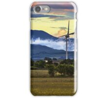 The Northern Fells At Sunset iPhone Case/Skin