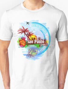 Sao Paulo Brazil Unisex T-Shirt