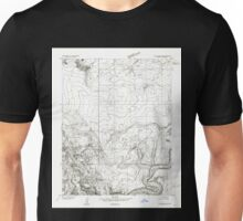USGS TOPO Map Arizona AZ Lees Ferry NE 312080 1951 24000 Unisex T-Shirt