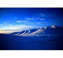 Svalbard Wilderness Photographic Print