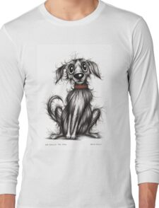 Mr Smelly the dog Long Sleeve T-Shirt