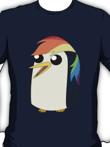 Rainbow Gunter  T-Shirt