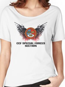 CCF Special Forces Women's Relaxed Fit T-Shirt