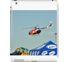 Red Bull Helicopter iPad Case/Skin