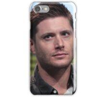 Jensen ackles - comic con iPhone Case/Skin