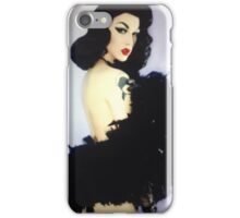 Violet chachki iPhone Case/Skin