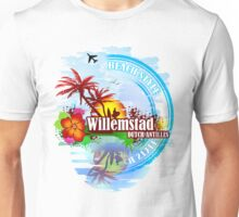 Willemstad Dutch Antilles Unisex T-Shirt