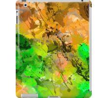 Paint abstract iPad Case/Skin