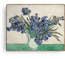 Vincent Van Gogh - Irises, 1890 Canvas Print