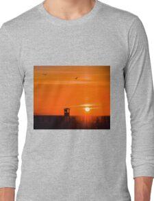 Tuscany Sunset  Long Sleeve T-Shirt
