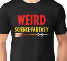 Weird Science Fantasy Unisex T-Shirt
