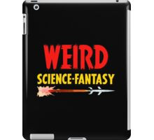 Weird Science Fantasy iPad Case/Skin