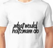 WWHD? Unisex T-Shirt