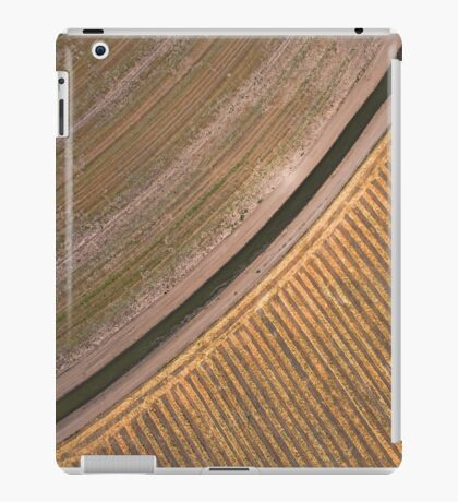Crop Abstract iPad Case/Skin