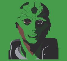 Mass Effect - Thane Krios (NO TEXT) by toasterpip