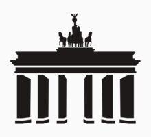 Berlin Brandenburg gate Kids Clothes