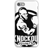 Knockout Club iPhone Case/Skin