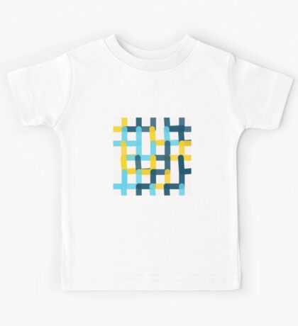 Connections - Wide Knit Kids Tee