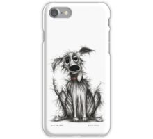 Ugly the dog iPhone Case/Skin