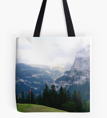 In Switzerland Tote Bag