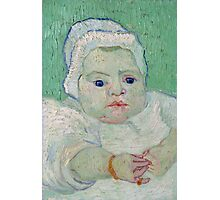 Vincent Van Gogh - Marcelle Roulins Baby, 1888 01 Photographic Print