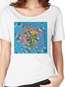 Floating Passion Women's Relaxed Fit T-Shirt