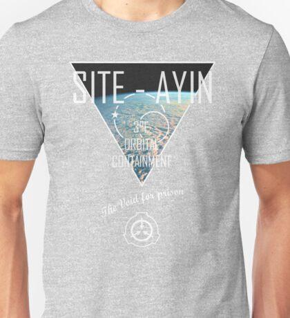 Site-Ayin SCP Visual 2 Unisex T-Shirt