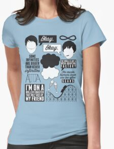 The Fault In Our Stars Collage T-Shirt