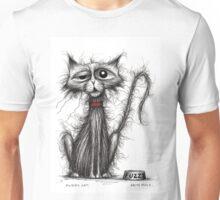 Fuzzy cat Unisex T-Shirt