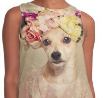 Shelter Pets Project - Sussie Contrast Tank
