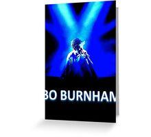 Bo Burnham Greeting Card