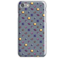 video game items iPhone Case/Skin