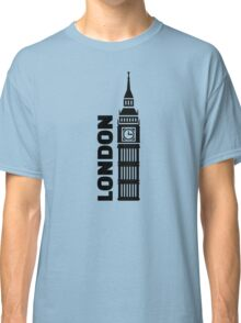 London Big Ben Classic T-Shirt